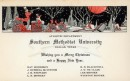 1933 Athletic Department Christmas Card
