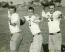 1950 Kyle Rote (44) Fred Benners (47) Rusty Russell, Jr. (24)