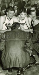 1956 Bobby Mills, Jim Krebs, Larry Showalter, Ronnie Morris, and Joel Krog