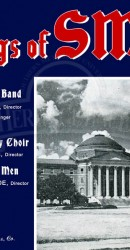 C.D. Cover For Music Performed By The 1935 SMU Band That Went To The Rose Bowl