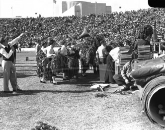 1950 A Full Cotton Bowl To Watch Our Mustangs