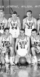 1949-50 Men's Basketball Team