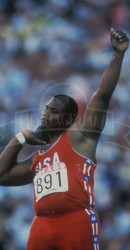 Michael At The Olympics
