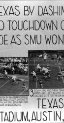 1948 Doak Going All The Way On Third Play Of Game In Austin