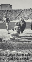 1948 Doak Also Played Great Defense