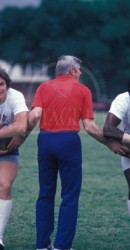 1982 Coach Bobby Collins With Craig And Eric