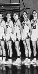 1953-54 Freshmen Men's Basketball Team