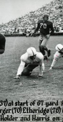 1948 Doak On The Way Against The Horns