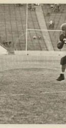 1950 Kyle On The Move Against The Frogs At The Cotton Bowl