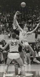 1965 Jim Smith Jumps Center Against The Aggies