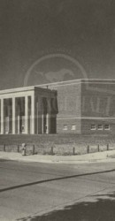 The SMU Coliseum Opening In 1956