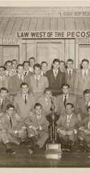 1948 Ponies and Penn State Gather At SMU Student Union After 1948 Cotton Bowl