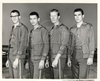 Jimmy Langham, Billy Foster, Bill Hill And Chuck Evans