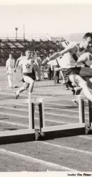 1958 SMU's Joe Hill Takes First Place At SWC Freshman Championship