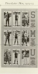 1924-25 Three-Letter Men
