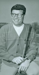 Coach Billy Martindale