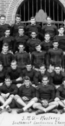 1931 SMU Mustangs Southwest Conference Champions