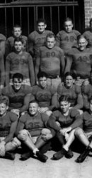 1933 SMU Mustangs (Names Available)