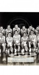 1961 SMU Men's Basketball Team
