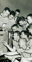 1956 Ponies Fly Braniff To Final Four