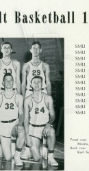 1952-53 Freshmen Men's Basketball Team