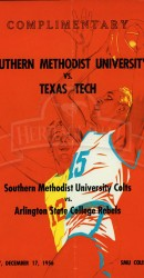 1956-57 SMU vs. Texas Tech