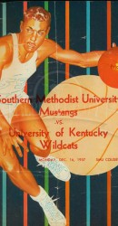 1957-58 SMU vs. Kentucky