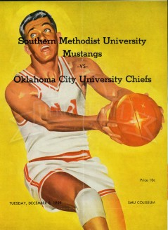 1959-60 SMU vs. Oklahoma City
