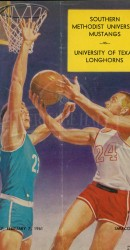 1960-61 SMU vs. Texas