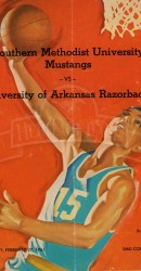 1960-61 SMU vs. Arkansas