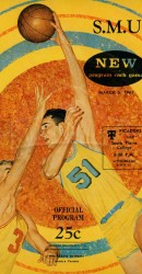 1962-1963 SMU vs. Texas Tech (Away)