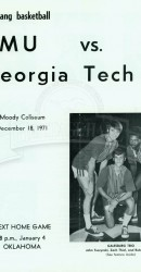 1971-1972 SMU vs. Georgia Tech