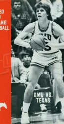 1982-83 SMU vs. Texas