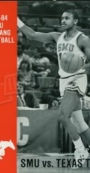 1983-1984 SMU vs. Texas Tech