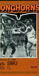 1987-1988 SMU vs. Texas (Away)