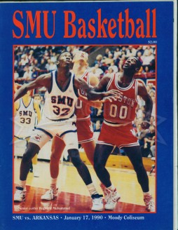 1989-1990 SMU vs. Arkansas