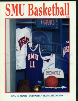 1990-1991 SMU vs. Columbia