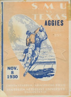 1930-SMU vs. A&M
