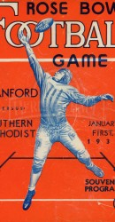 1936-SMU vs. Stanford (ROSE BOWL VERSION)