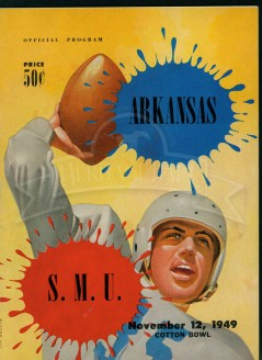 1949-SMU vs. Arkansas