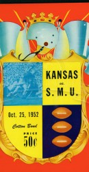 1952-SMU vs. Kansas