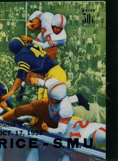 1953-SMU vs. Rice