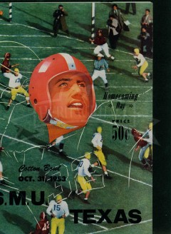 1953-SMU vs. Texas