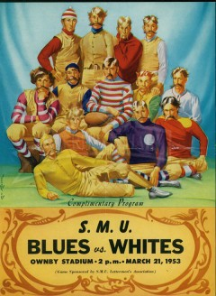 1953 Blue vs. White