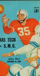 1959-SMU vs. Texas Tech