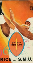 1960-SMU vs. Rice