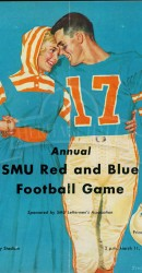 1961-SMU Red vs. Blue