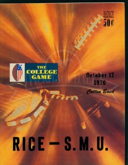1970-SMU vs. Rice