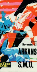 1971-SMU vs. Arkansas
