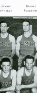 1928-29 Men's Basketball Team